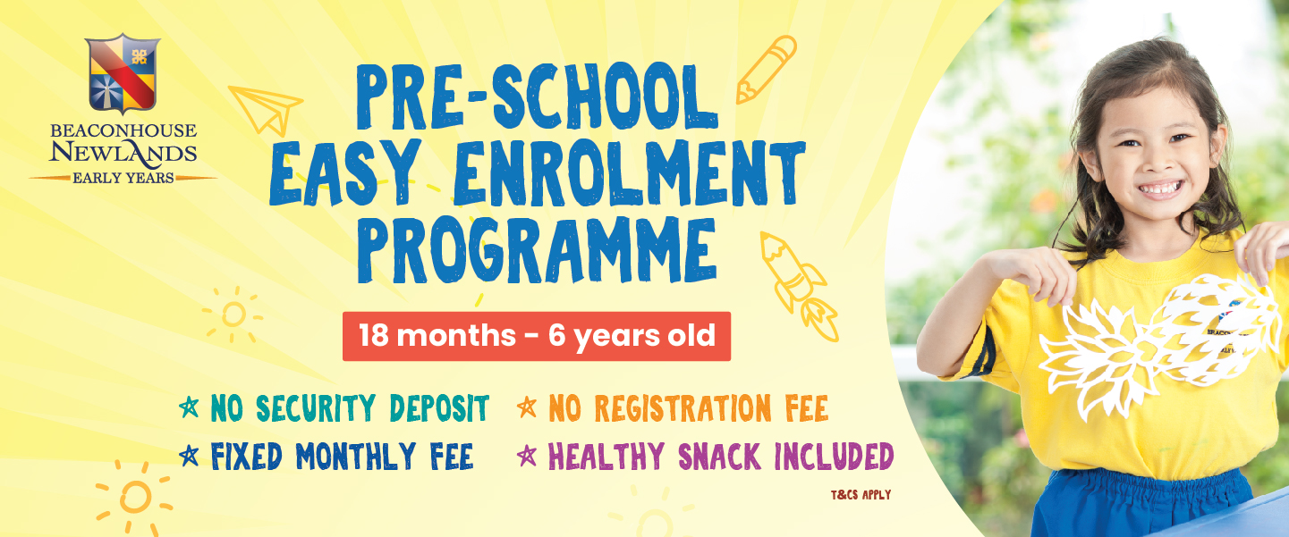 Easy Enrolment Website Banner